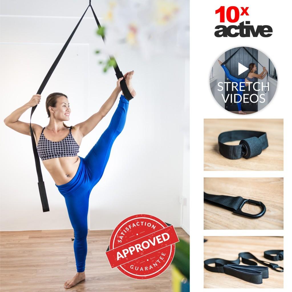 10X Stretcher Ballet